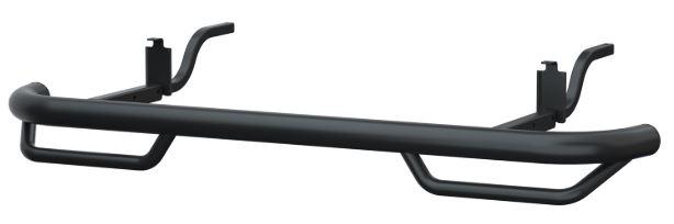 X 2 rear bumper