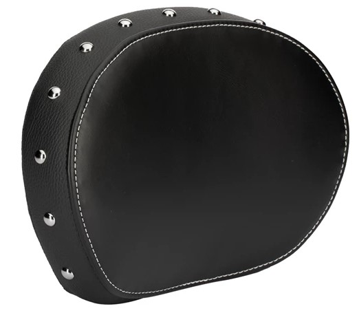 backrest pad with studs