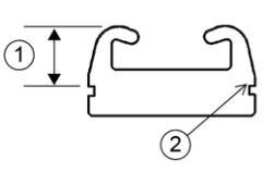 Rail slide
