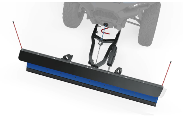 Glacier Pro HD plow