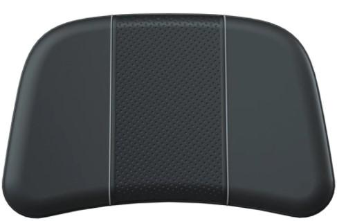 passenger slim backrest pad