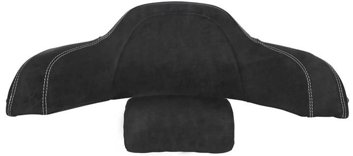 trunk passenger backrest